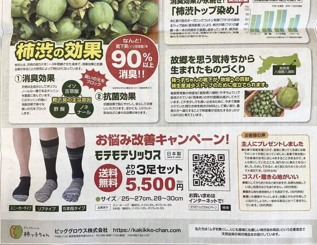 産経新聞広告写真下